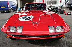 Corvette C2 Stingray (Tui_) Tags: chevrolet donington americancar