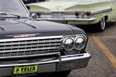 Classic Lowriders (Pomona Swap Meet) Tags: pomonafavorites chevy chevyimpala felixchevrolet impala 1960chevyimpala chevrolet classiccars classic vintage