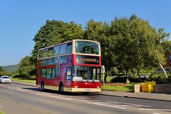 Go North East 6940 / PJ02 RBF (TEN6083) Tags: prudhoe stonyflatbank president plaxton b7tl volvo pj02rbf 6940 gonortheast nebuses buses bus publictransport transport
