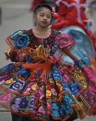Festive Dress (Scott 97006) Tags: dress parade girl festive colorful cute kid