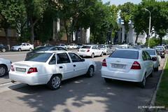 Chevrolet Nexia - Chevrolet's everywhere! (Kim-B10M) Tags: chevrolet nexia tashkent uzbekistan