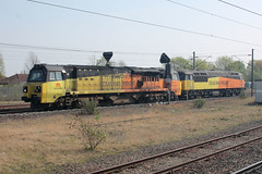 70809-56078-DT-22042019-1 (RailwayScene) Tags: class70 70809 class56 56078 colas darlington 0s31