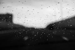Rain (Listenwave Photography) Tags: art fineart glass стекло капли drops drop boke bridge мост скорость чб дождь foveon sigma haze day rain iso640 saintpetersburg spb speed bnw drive listenwave