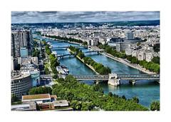 Ponts de paris (CJS*64) Tags: france paris cjs64 craigsunter cjs travel traveller travelling europe european colour colours riverscene panasonic lx100 panasoniclx100