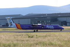 Flybe G-PRPO BHD 25/06/19 (ethana23) Tags: planes planespotting aviation avgeek aeroplane aircraft airplane flybe bombardier dash8 q400