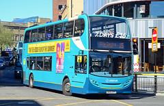 SK15 GYP. (curly42) Tags: sk15gyp arriva4655 alexanderdennisenviro400 bus transport arrivamerseyside