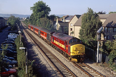 37405 Queen St North Jct 4th September 2005 (John Eyres) Tags: