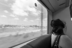 treno (Rcri) Tags: pescara ortona abruzzo italia italy sea mare spiaggia paesino paese friends yogurt castello aragonese lungo treno stazione train station trip seashore veduta araba arabo vicoli alley