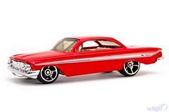 1-64_Hot_Wheels_2019_Fast_Furious_Chevrolet_Impala (Sigi D) Tags: 164 hotwheels hot wheels fast furious fastfurious diecast moviecar merchandise chevrolet impala dominic toretto vin diesel fate