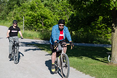161A5108 (City of Markham) Tags: bike the rouge valley