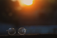 Sometimes all you need is a new perspective...! (masuda moon) Tags: eyeglasses mood canon moody evening sun beautiful photography product day google flickr photo 2019 chromes light iso color colors filtre digital point view pov photographie