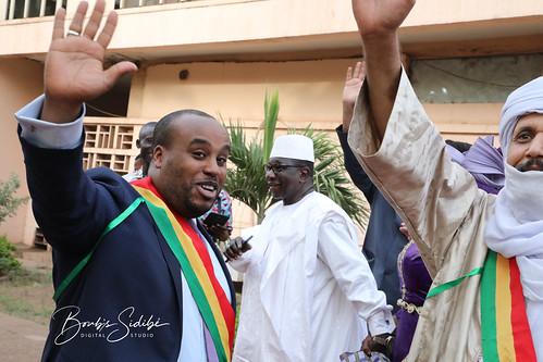 honorable Karim Kéïta, député à l´Assemblée nationale du Mali
