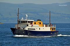 Glen Shiel (Zak355) Tags: rothesay isleofbute bute scotland scottish boat ship shipping vessel mvglenshiel glenshiel themajesticline ardmaleish newbuild riverclyde