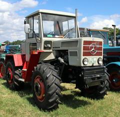 MB trac (Schwanzus_Longus) Tags: oyten german germany old classic vintage vehicle farm farming machine mercedes benz mb trac 800 tractor