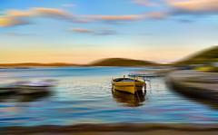 untitled (mesana62) Tags: atardecer spain skyline silhouette sunset backlight beach blue nature playa photography exploration exposicion cylon13 abstract color barca xiaomi hdr free españa