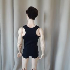 26 03 (edit_yorokobi) Tags: bjd dollshe david bjdfoto clothesfordoll clothesforbjd