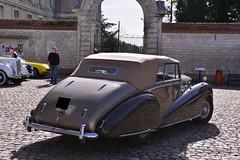 1952 Bentley Mark IV Park Ward (pontfire) Tags: 1952 bentley park ward 52 mark iv 1er rallye automobile enghienlesbains le touquet parisplage prestige dexception classic old antique ancienne collection automovel automovil automobil cars anciennes oldtimers voiture wagen car anglais anglaise english british britain england classique klassic expo grand tourisme bil αυτοκίνητο 車 автомобиль oldtimer vieux european ancien automotive classics gb luxe luxury 自動車 décapotable dhc convertible cabriolet