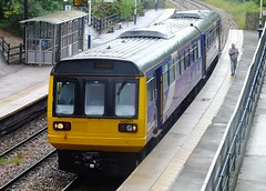 Northern Pacer . (steven.barker57) Tags: northern class 142 pacer 142017 north east england dmu passenger train trains diesel multiple unit