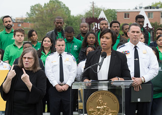 May 01, 2019 MMB Kicks Off 2019 Safer, Stronger DC Summer Crime Initiative