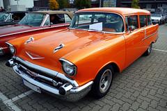 1957 Chevrolet One-Fifty Handyman 2-door STW (Toytone) Tags: 1957 chevrolet chevy onefifty handyman 2door station wagon stw nomad bel air
