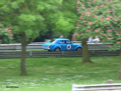Chris Smith - 1973 Ford Escort RS2000 (BenGPhotos) Tags: 2019 motorsportatthepalace crystalpalace park race racing sports motorsport sport car chris smith 1973 ford escort rs2000 mk1 ttn600m
