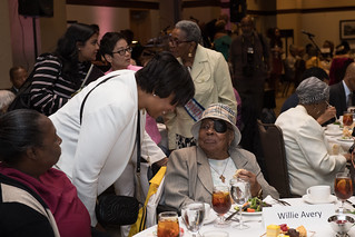 April 29, 2019 MMB Delivered Remarks at the 33rd Annual District of Columbia Salute to Centenarians
