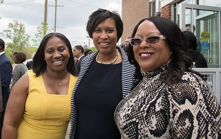 April 26, 2019 MMB Celebrated the Opening of Rehabilitated Affordable Housing Units in Congress Heights
