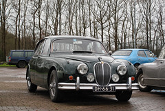 1962 Jaguar Mark 2 3.8
