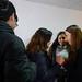Ministra Cecilia Pérez realiza dialogo con alumnos de primero medio del Liceo Brigida Walker para hablar sobre Elige Vivir Sin Drogas