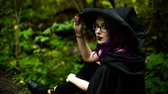 Halloween/Witch outfit (haleybruce) Tags: