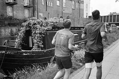 Tough mudders (titan3025) Tags: leica m6 leicam6 ilford hp5 ilfordhp5 analog film london 2019