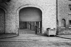 Former bell manufacturing (titan3025) Tags: leica m6 leicam6 ilford hp5 ilfordhp5 analog film london 2019