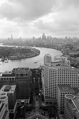 View from Level 39 (titan3025) Tags: leica m6 leicam6 ilford hp5 ilfordhp5 analog film london 2019