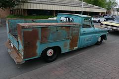 Trucks on the street (bballchico) Tags: truck carsonthestreet billetproofwashington centraliawashington chevrolet