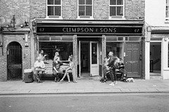 Climpson & Sons (titan3025) Tags: leica m6 leicam6 ilford hp5 ilfordhp5 analog film london 2019