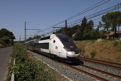 SNCF TGV 822 310243, Gallargues (michaelgoll777) Tags: sncf tgv