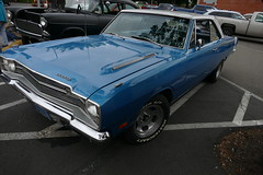 Cars on the street (bballchico) Tags: carsonthestreet billetproofwashington centraliawashington hotrod coupe sedan tri5 chevrolet