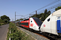 SNCF TGV 4729 310058 Lyria France - Suisse, Gallargues (michaelgoll777) Tags: sncf tgv lyria