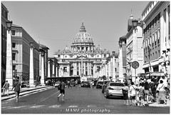 St Peter's Basilica Rome. (6m views. Please follow my work.) Tags: city blackandwhite bw italy blancoynegro blanco church beautiful june dark blackwhite google interesting italian flickr italia image candid excellent brilliant citycentre biancoenero flickrcom greatphoto googleimages enblancoynegro greatphotographers brilliantphoto inbiancoenero excellentphoto renaissancearchitecture stpetersbasilicarome ennoiretblanc blancoenero d7200 hepapalbasilicaofstpeterinthevatican road street old summer urban rome roma monochrome beauty photography town photo nikon noir photographer traffic noiretblanc zwartwit quality negro scenic streetscene photograph zwart pretoebranco schwarz onthestreet zwartenwit mamf schwarzundweis qualityphotograph mamfphotography