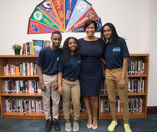 April 25, 2019 MMB Highlights FY 20 Education Investments and Launch of DCPS Student Guide to Graduation, College, and Career
