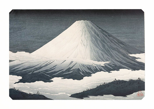 12-Affiche // A3 // Fuji Ômuro