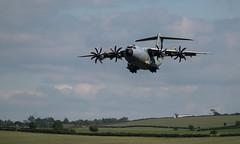 ZM413 Atlas, Prestwick (wwshack) Tags: a400m airbusdefenceandspace airbusmilitary atlas egpk glasgowprestwick pik prestwick raf royalairforce scotland zm413