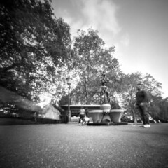 2317 Meeting Point (Monobod 1) Tags: ondu pinhole 6x6 lomoearlgray10050 rodinal epsonv800 lensless bw