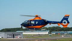 G-GLAA EC135, Prestwick (wwshack) Tags: airbushelicopters ec135 egpk eurocopter glasgowprestwick northernlighthouseboard pdg pik prestwick scotland helicopter gglaa