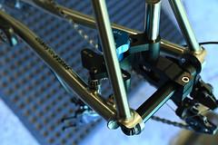 Flat Mount Facing (44 Bikes) Tags: 44bikes titanium
