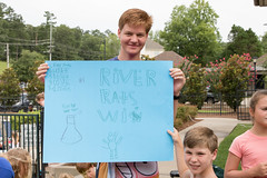 2019 RHC City Meet Pep Rally (Adrienne Carter) Tags: 62619 2019 rhc river hills club rats swim team city meet pep rally