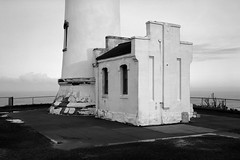 North Head Lighthouse, Cape Disappointment, Washington (austin granger) Tags: northheadlighthouse lighthouse capedisappointment washington coast sunrise film gw690ii