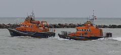Lifeboats 1 20190626 (Steve TB) Tags: canon eos7dmarkii rnli ramsgate trent severn lifeboat 1738 1402 esmeanderson daniellgibson