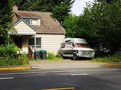 Accessory Dwelling Unit by Chevrolet (rickele) Tags: olywa olympiawashington chevyvan chevrolet