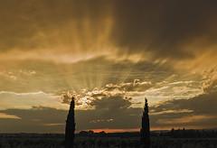 Sonnenuntergang (KN-Lichtspiel) Tags: etang canaldumidi lehavre